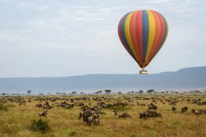 3 DAYS AIR BALLOON MAASAI MARA